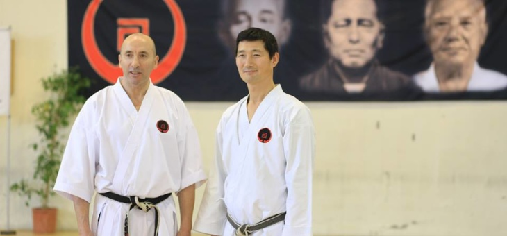 GASSHUKU WITH SENSEI JORGE MONTEIRO AND SENSEI TETSUJI NAKAMURA – 9TH, 10TH AND 11TH OF DECEMBER