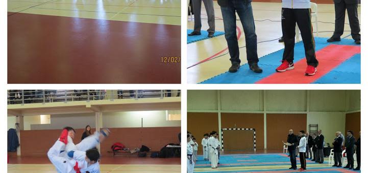 2.ª Jornada da Liga de Karate APOGK –  Castêlo da Maia – 12/02/2017