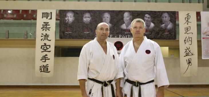 Estágio Nacional de Karate – 15 a 17 de dezembro de 2017 | Portuguese Christmas Gasshuku – december 15-17, 2017