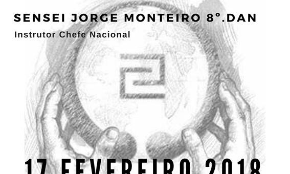Estágio Nacional de Karate IOGKF Portugal (APOGK) – Amora – 17/02/2018