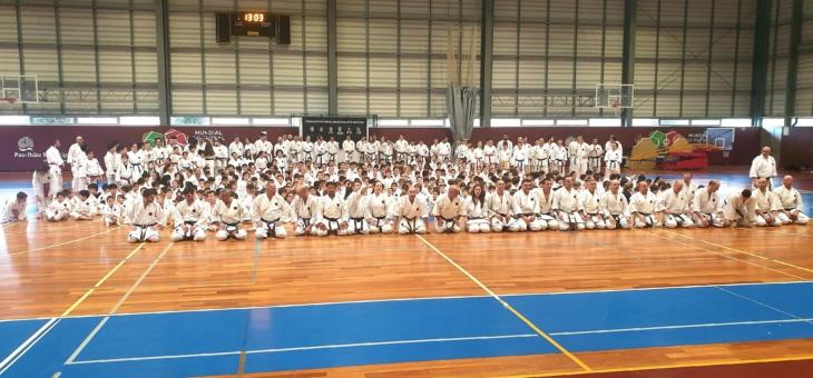 Estágio Nacional de Karate – Oliveira de Azeméis